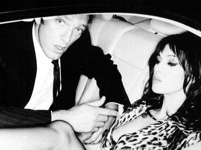 Фото №9 - Моника Беллуччи и Венсан Кассель: фото из семейного альбома