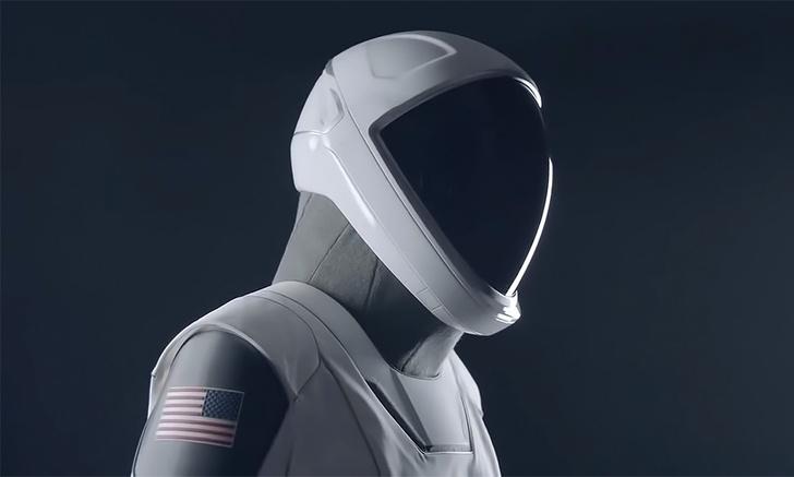 Фото №1 - Как создавались новые скафандры SpaceX (видео)
