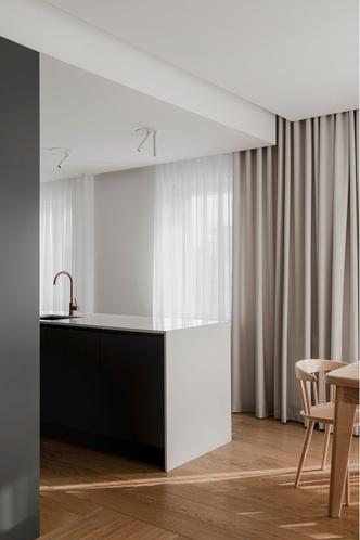 Фото №4 - Светлая квартира 65 м² в приморском городе в Польше