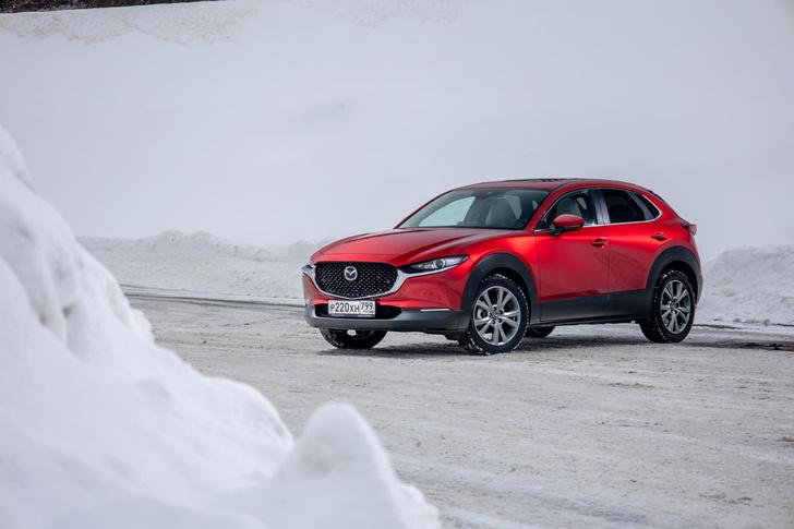 Фото №2 - Mazda CX-30: модель минус-сайз