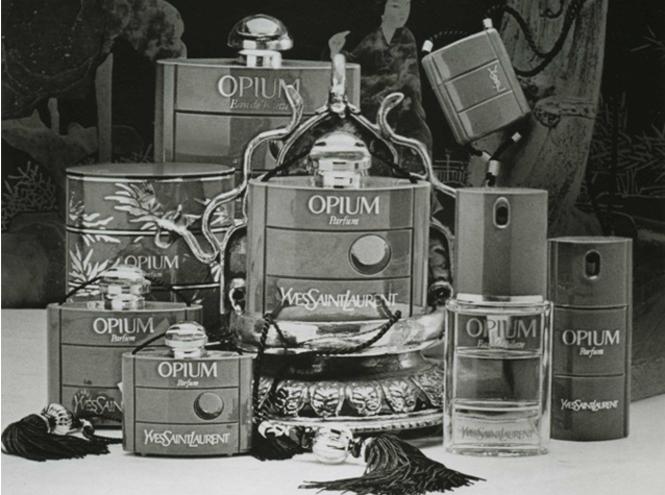 Фото №1 - Легендарный и дерзкий: Opium от Yves Saint Laurent