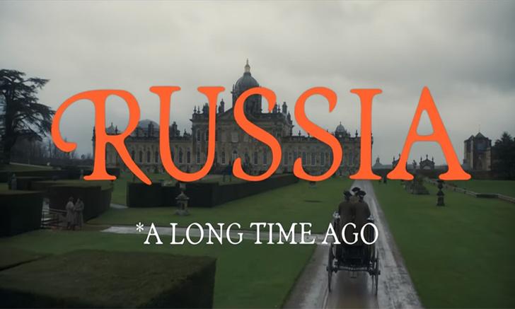 Фото №1 - Занятный тизер американского сериала про Екатерину Великую: «Великая»