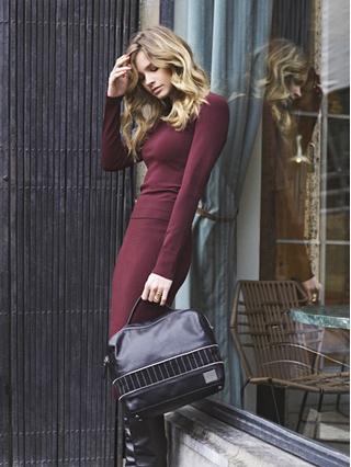 Новая коллекция сумок Lipault от Жан-Поля Готье