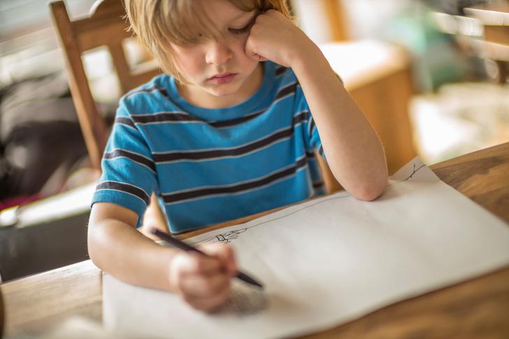 Ребенок рисует черным цветом что это значит