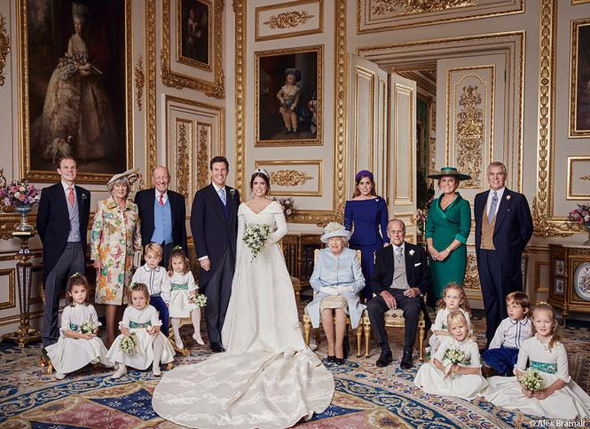 Фото №10 - Сара Фергюсон, герцогиня Йоркская: «Мы с Эндрю развелись, но не разошлись»