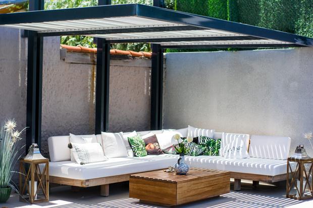 Фото №11 - Готові схеми: як перетворити балкон в круте місце для літнього відпочинку