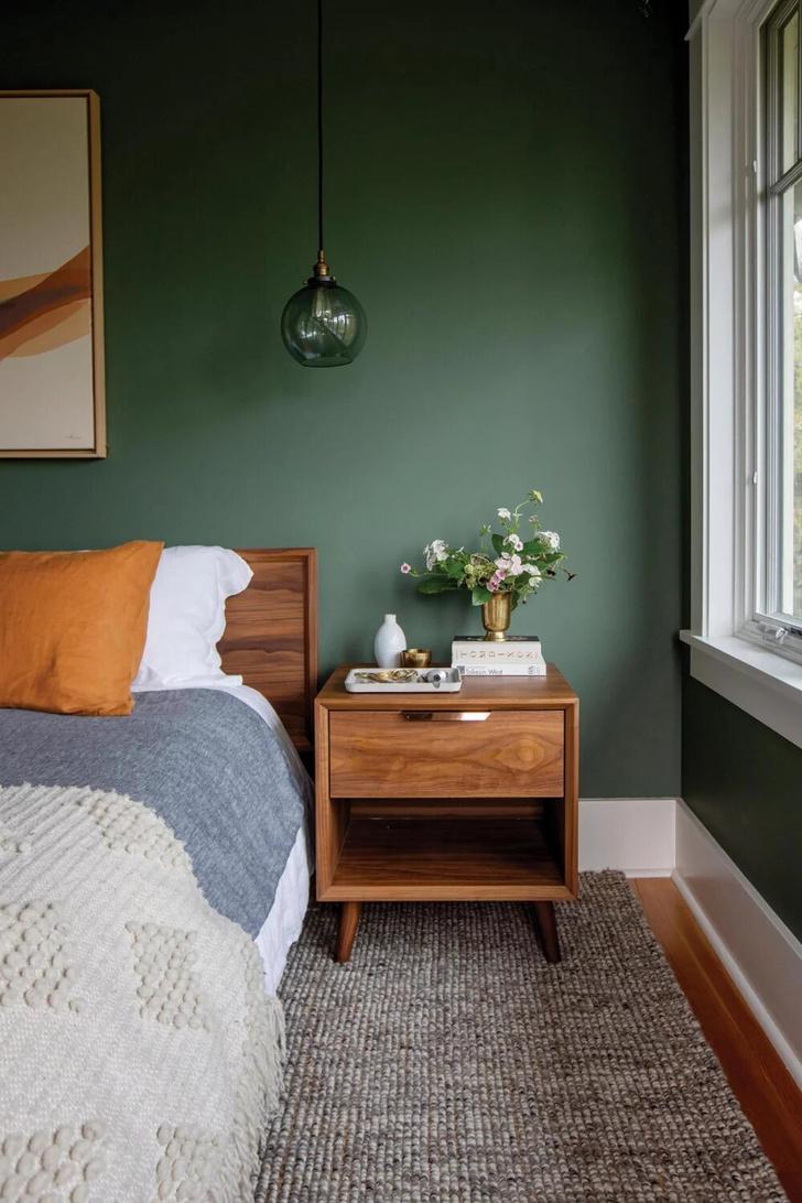 Фото №3 - Как увеличить комнату с помощью краски: 8 идей