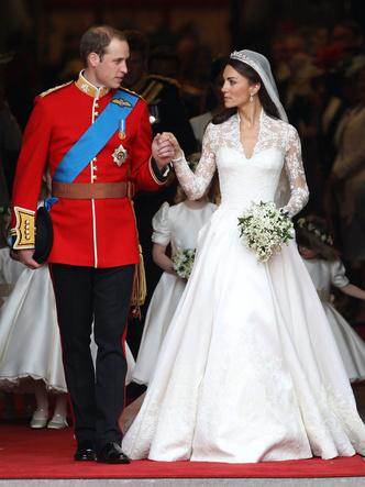Фото №6 - Знаменитые невесты, платьями которых вдохновлялась леди Китти Спенсер