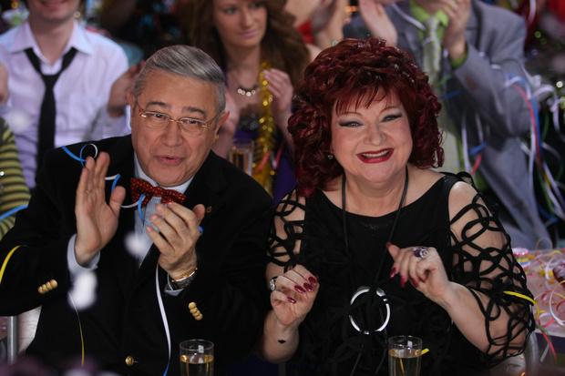 Фото №2 - Евгений Петросян и Татьяна Брухунова выложили гневные посты про свою свадьбу