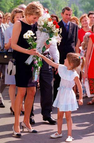 Фото №3 - Диана в Москве: как прошел единственный визит принцессы в Россию
