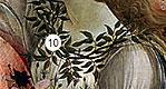 Фото №10 - 14 символов, зашифрованных в «Венере» Боттичелли