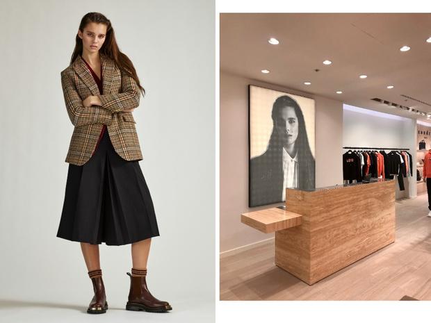 Фото №1 - Время шопинга: Sandro, Maje и Claudie Pierlot открыли новые бутики в Москве