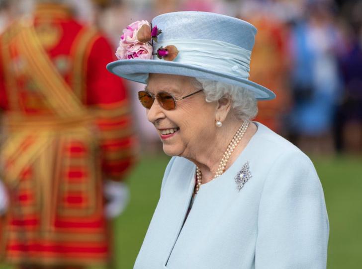 Фото №1 - Садовники и садовницы: королева Елизавета провела чисто английскую вечеринку