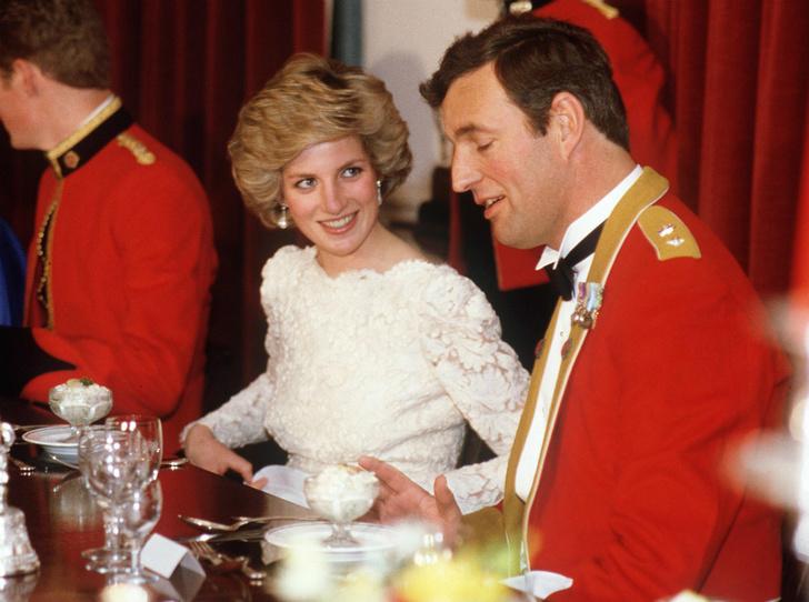 Фото №2 - Почему Диана любила есть за круглым столом, и другие пищевые привычки принцессы Уэльской