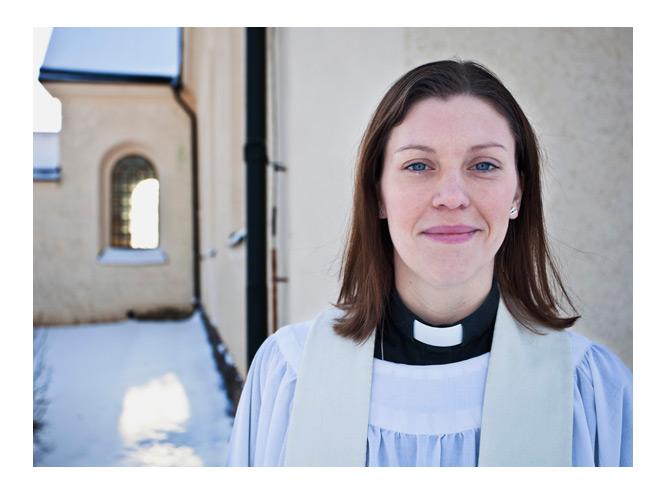 Фото №1 - Женщина в белом: почему в Швеции большинство священников - молодые женщины
