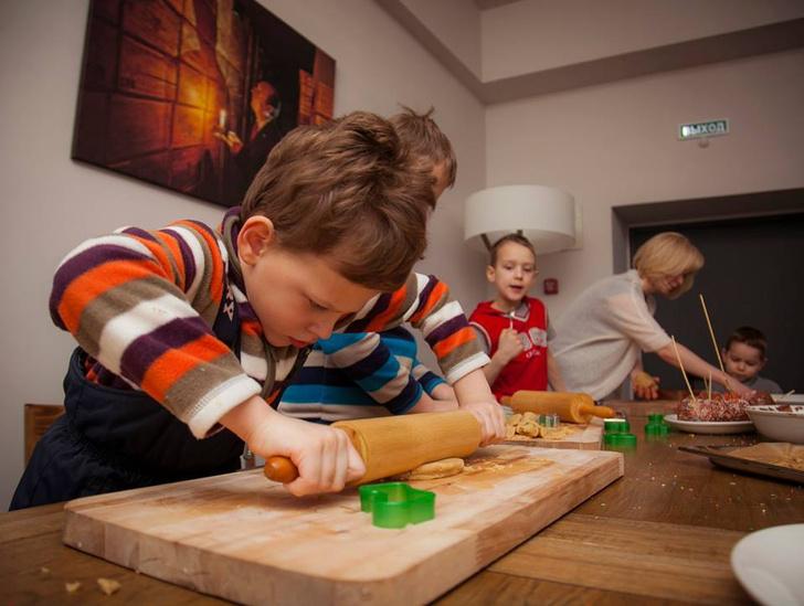 Фото №1 - В ресторане Brix на Пятницкой начинается новый месяц воскресных мастер-классов