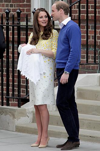 Фото №3 - Где герцогиня Кембриджская будет рожать третьего наследника?