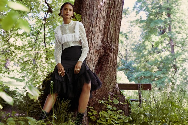 Фото №2 - 15 вещей Sandra Mansour x H&M для стильного завершения лета