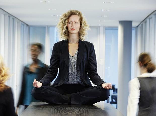 Фото №2 - Как начать медитировать: делаем первые шаги