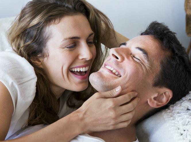 Фото №3 - Как разговаривать с мужчиной в постели