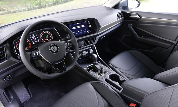 Фото №2 - Новая Volkswagen Jetta: комфорт-класс