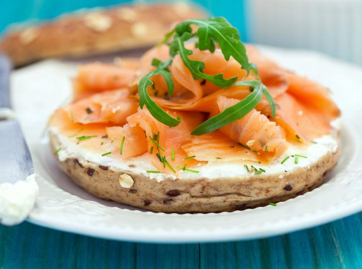 Фото №5 - Правильное утро: 5 рецептов вкусных и полезных бутербродов