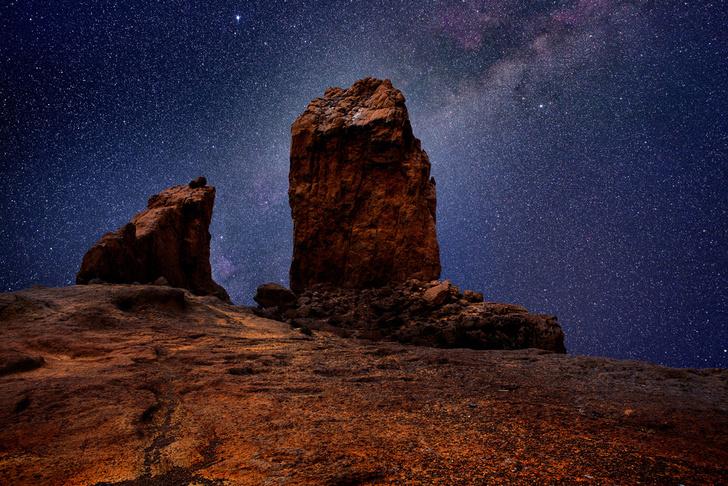 Фото №1 - Место дня. Скала Роке-Нубло. Гран-Канария (Канарские острова, Испания)
