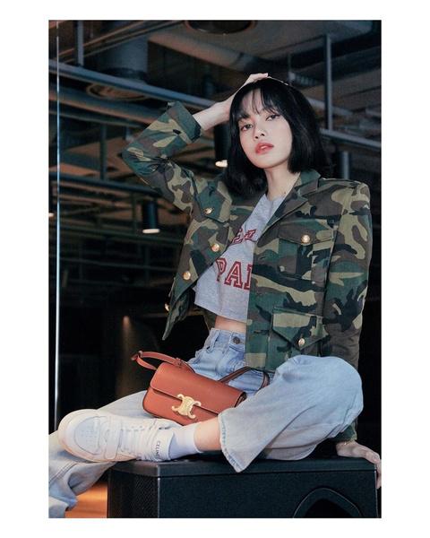 Фото №2 - Стиль милитари снова в тренде: как модно носить камуфляж в 2021 году