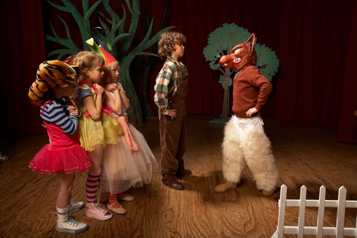 Фото №2 - Беби-театр, или Куда пойти с малышом до 3 лет