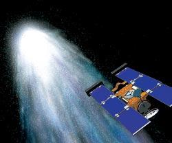 Фото №2 - Как сесть на хвост кометы?