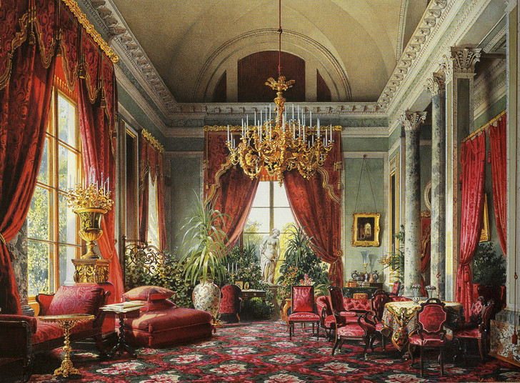 Фото №2 - 13 залов Александровского дворца в Царском селе открываются для посещения