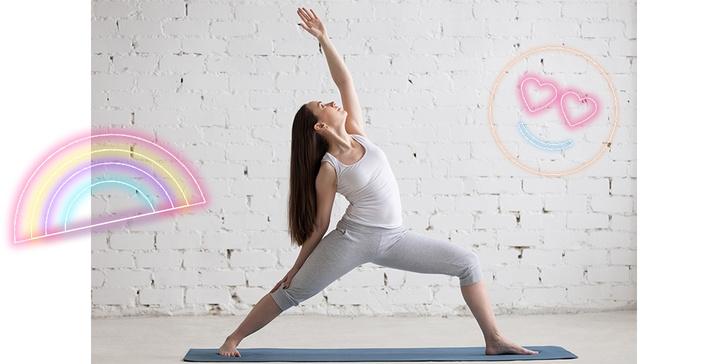 Фото №2 - 3 позы в йоге, которые помогут сделать месячные менее болезненными