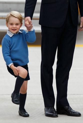 Фото №2 - Сложный этап: как в скором времени изменится жизнь принца Джорджа
