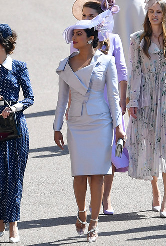 Фото №46 - 20 самых стильных гостей на свадьбе Меган Маркл и принца Гарри