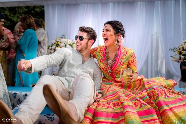 Фото №6 - 10 фактов о впечатляющей свадьбе Приянки Чопры и Ника Джонаса