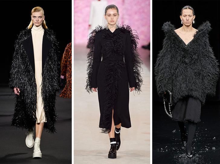 Фото №11 - 10 трендов осени и зимы 2020/21 с Недели моды в Париже