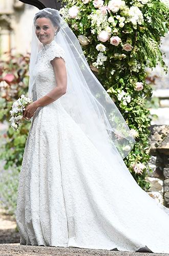 Фото №3 - Две невесты: Пиппа Миддлтон vs Кейт Миддлтон