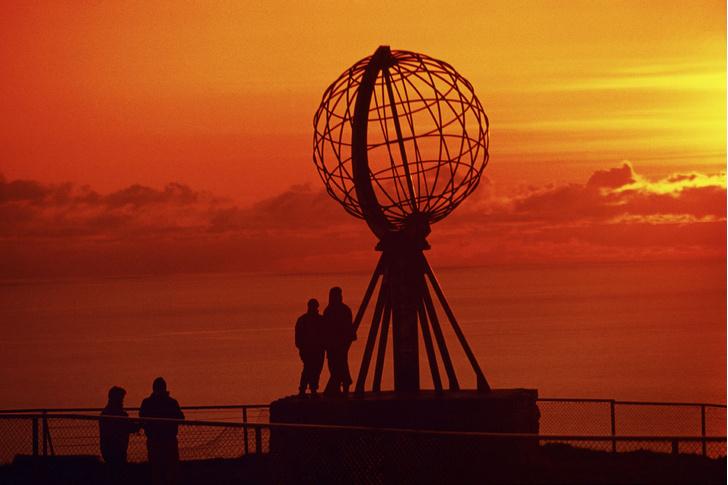 Фото №1 - Край света: самая северная точка Европы для искателей приключений