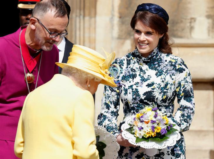 Фото №2 - Как день рождения принцессы Евгении подтвердил раскол в БКС