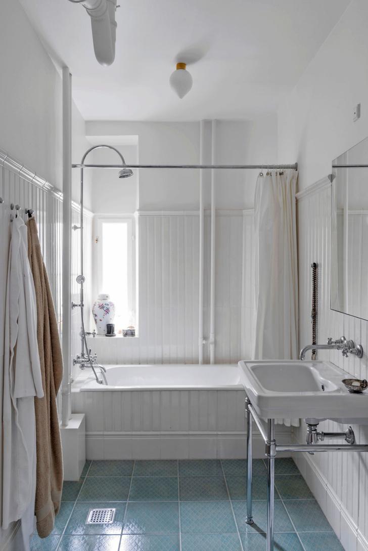 Фото №10 - Квартира модельера Бритт Сиссек в Копенгагене