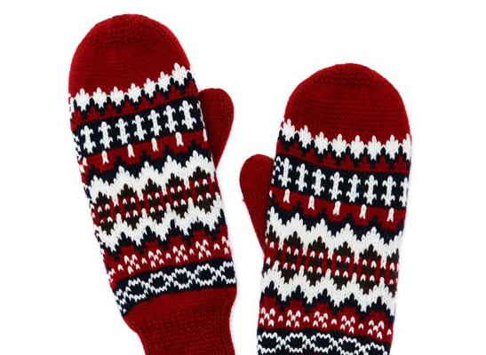 Фото №1 - Что носить зимой: топ-6 модных варежек