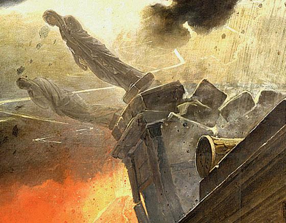 Фото №17 - Клоны любимой: занимательные факты о самой известной картине Брюллова
