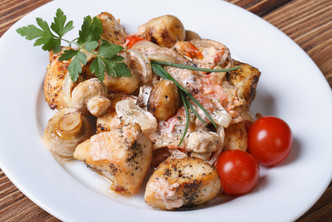 Фото №4 - Курица по-французски. Три рецепта легендарного повара Поля Бокюза