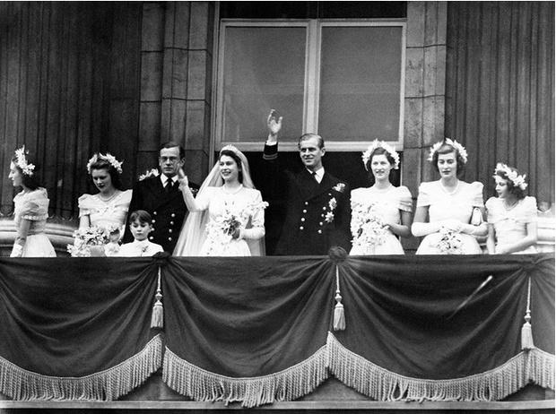 Фото №3 - 12 знаменитых королевских свадеб