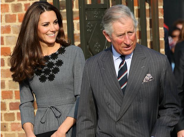Фото №1 - Королевская щедрость: самый дорогой подарок принца Чарльза герцогине Кейт