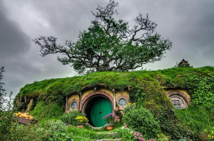 Фото №1 - Любители Толкиена смогут пожить в хоббитчьей норе