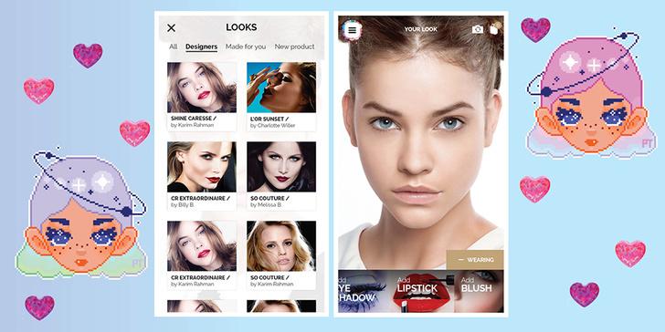 Makeup genius от L'Oreal Paris приложение