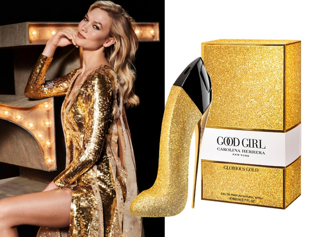 Фото №1 - Аромат дня: Carolina Herrera Good Girl Glorious Gold