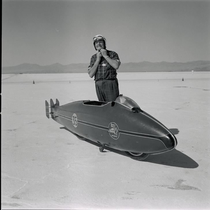 Фото №2 - Быстрее, чем «Формула»: гигантские солончаки как гоночные треки