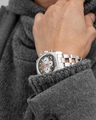 Фото №2 - Больше, чем винтаж: Zenith возвращают один из самых ранних и знаковых хронографов в виде модели Chronomaster Revival